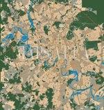 Карта города Москва