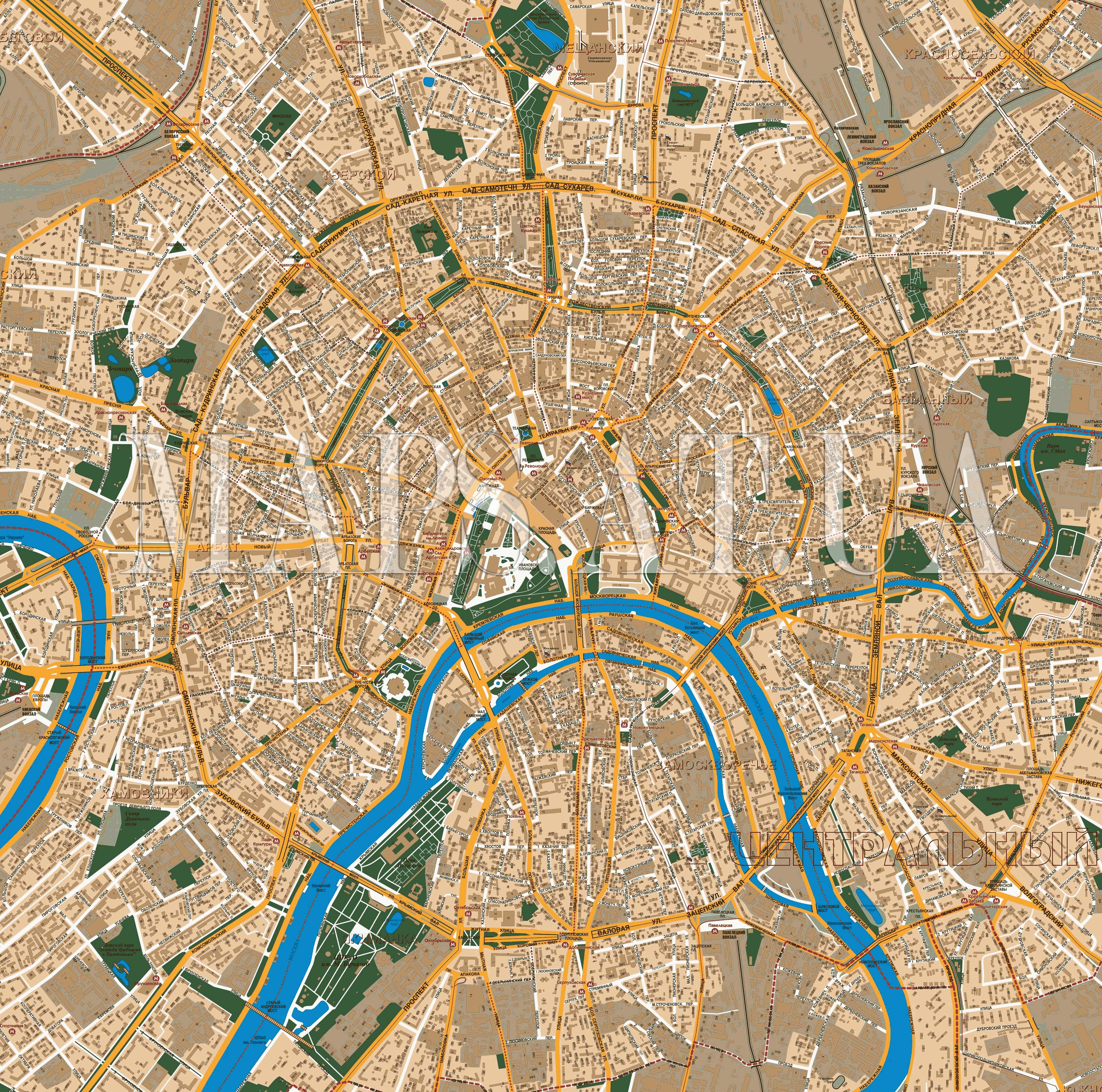 Фото дома на карте москвы
