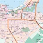 Карта Анапы с домами и улицами