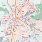 Карта города Сергиева Посада