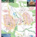 Карта Уссурийска с улицами