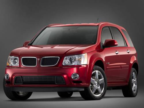 "Pontiac Torrent GXP ""Галерея: Авто и Мото"""