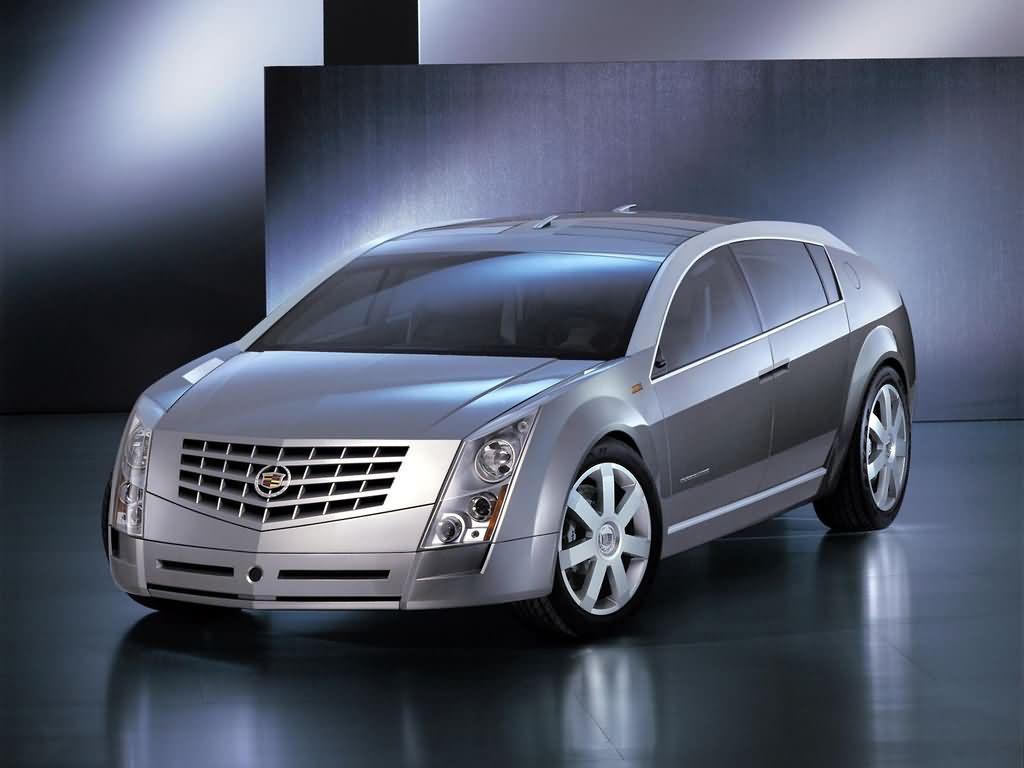 Фотографии Cadillac Imaj на сайте Ав…