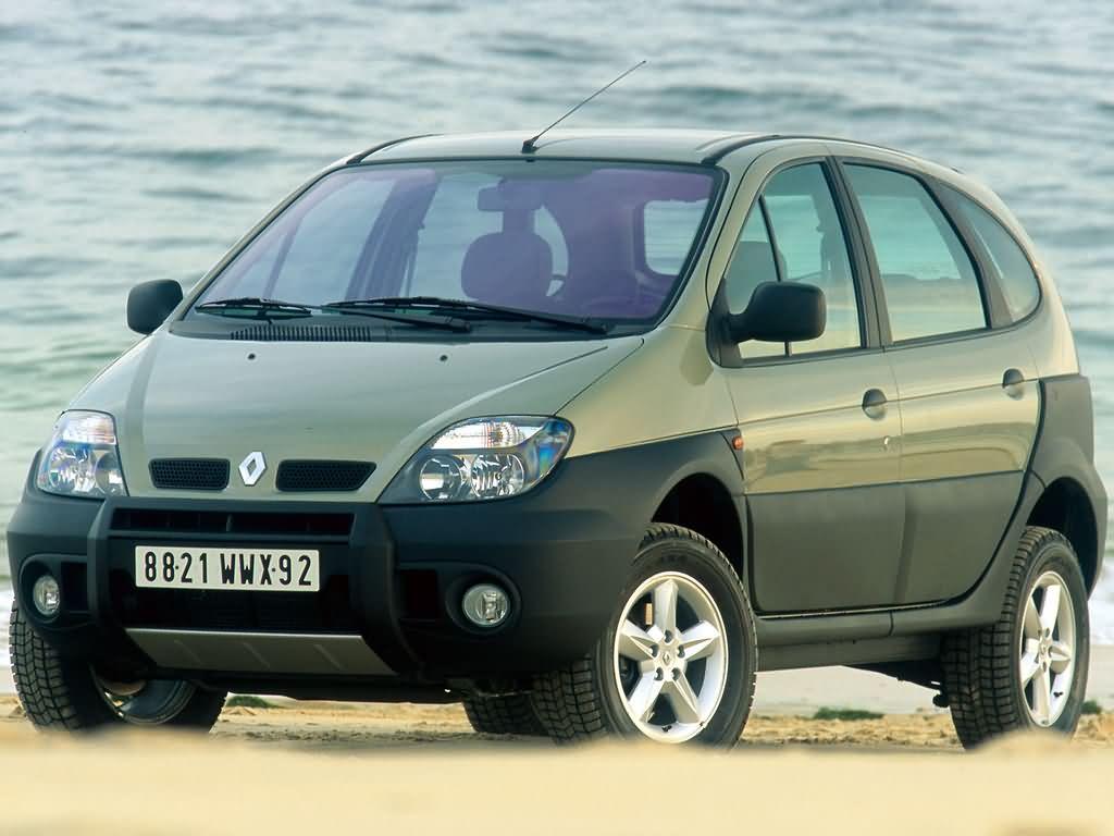 Галерея(фото) автомобиля: Renault…