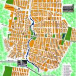Карта города Абинск