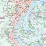 Карта города Волгоград