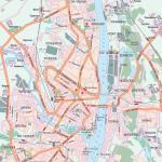 Карта города Ярославль