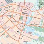 Карта города Йошкар-Ола