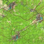 Карта города Усть-Катава