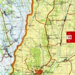 Карта города Бугуруслан