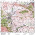 Карта города Буйнакск