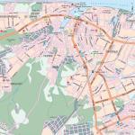 Карта города Чебоксары