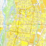 Карта города Черкесск