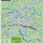Карта города Черняховск