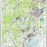 Карта города Еманжелинск