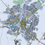 Карта города Фурманов
