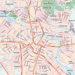 Карта города Иваново