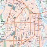 Карта города Киров