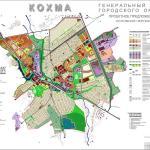 Карта города Кохма