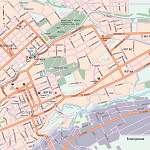 Карта города Минеральные Воды