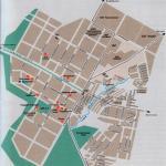 Карта города Нефтекамск