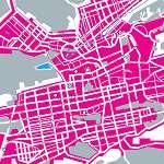 Карта города Невинномысск