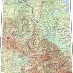 Карта города Нижнеудинск