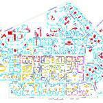 Карта города Норильск