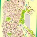 Карта города Орск