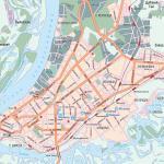 Карта города Самара