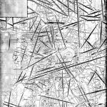 Карта геопатогенных зон г. Санкт-Петербург