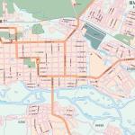 Карта города Шадринск