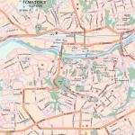 Карта города Смоленск