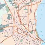 Карта города Таганрог