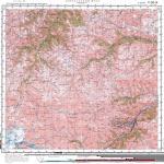 Карта города Тырныауз