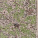 Карта города Вичуга