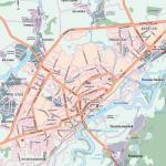 Карта города Владимир