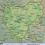Карта Смоленская обл