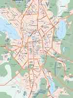 Карта г. Екатеринбург