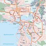 Карта г. Казань