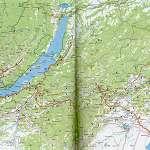 Карта Забайкальский край